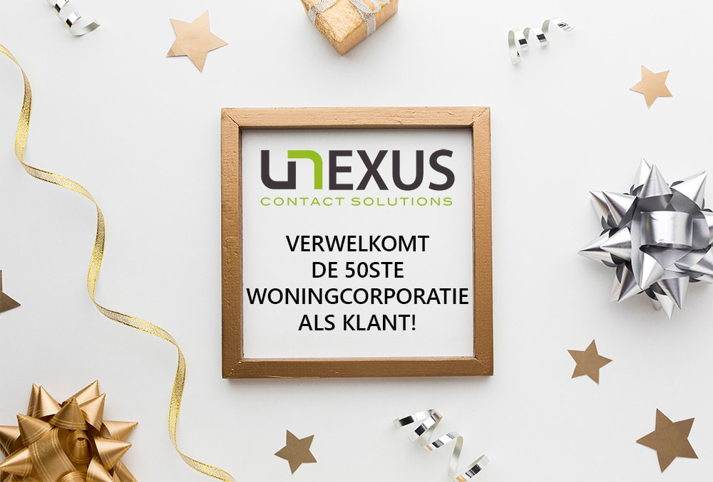 50 woningcorporaties